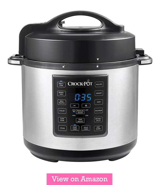 Crock-Pot Programmable Slow Cooker