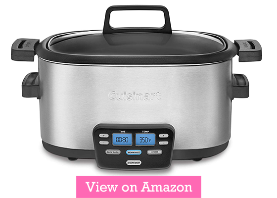 Cuisinart MSC-600 Programmable Slow Cooker