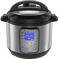 Instant Pot Duo Plus 60 Multi  Use Programmable Pressure Cooker