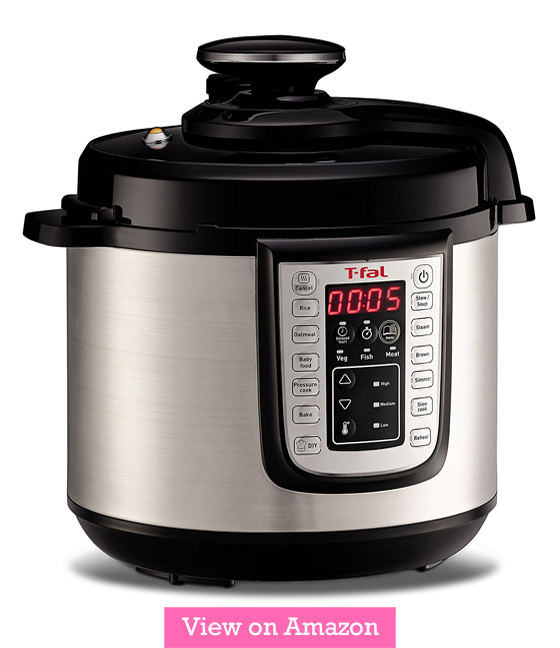 T-fal Programmable Pressure Cooker