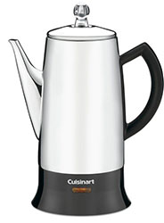 Cuisinart PRC-12 Stainless-Steel Percolator