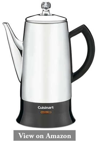 Cuisinart Stainless-Steel Percolator