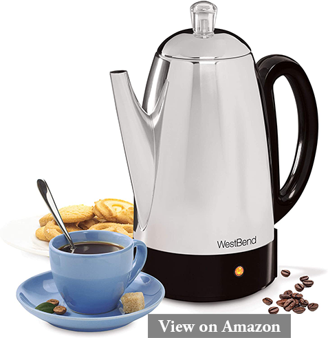 West Bend Electric Coffee Percolator