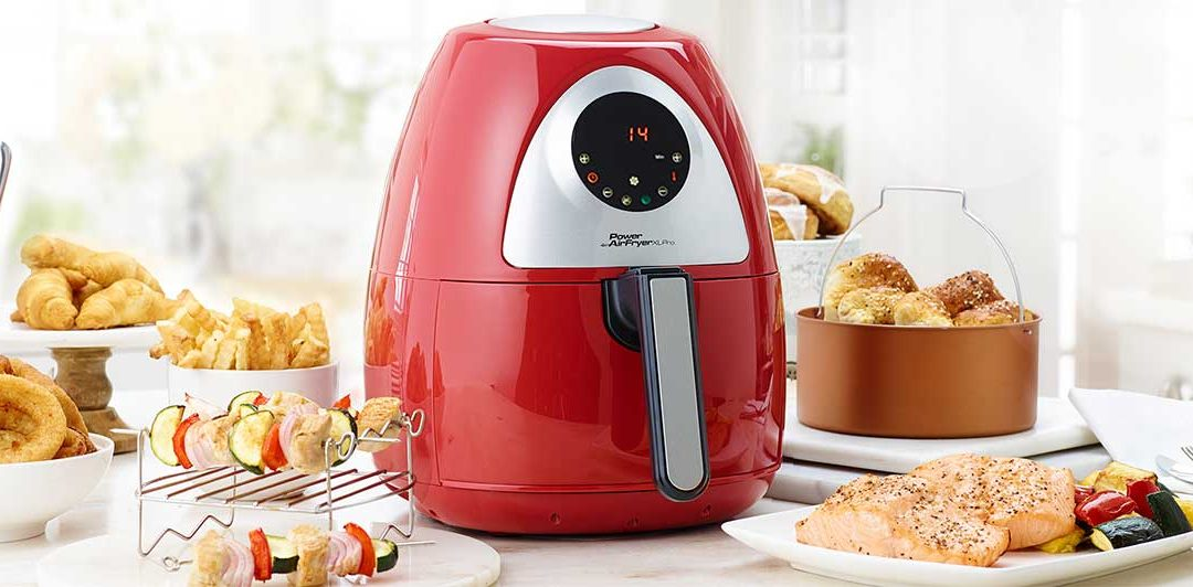 Top 10 Best Air Fryers- Unbiased Reviews & Buyer's Guide 2021