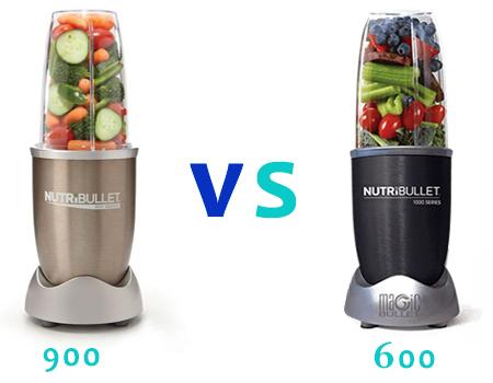 Nutribullet 600 vs 900 which blender is good for kitchen