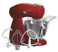 Hamilton Beach All-Metal Electric Stand Mixer
