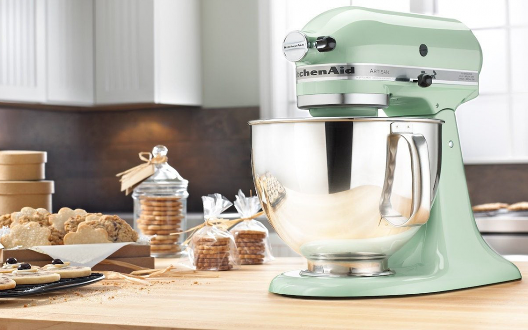 Total Maintenance Guideline for Stand Mixer