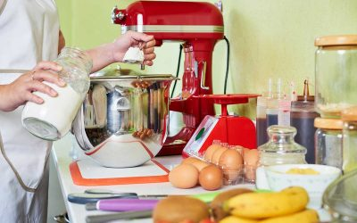Complete Information for You to Know about a Tilt-Head Stand Mixer