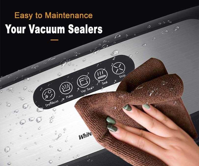 Vacuum Sealer Maintenance