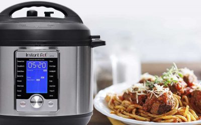 Instant Pot Best Programmable Electric Pressure  Cookers for Apartments 2020 Reviews & Buying Guide
