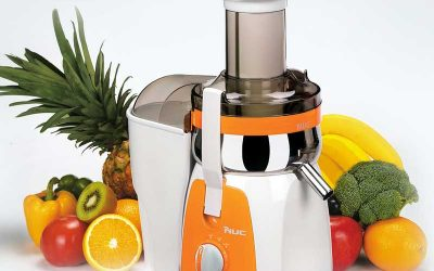 Enjoy Your Fresh Juice every day with New Juicer