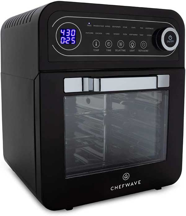 Chefman 6.3 Quart Digital Air Fryer