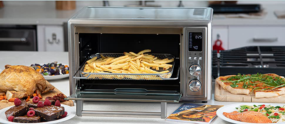Best Air Fryers with Dehydrator