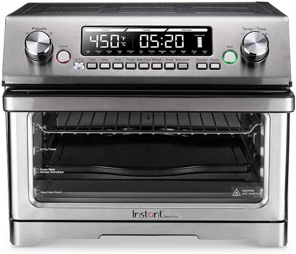 Instant Omni Plus Air Fryer Toaster Oven