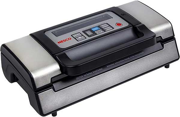 NESCO VS-12 Deluxe Vacuum Sealer