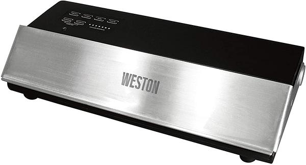 Weston 65-0501-W Professional Advantage Vacuum Sealer