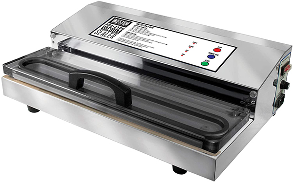 Weston Pro-2300 Commercial Grade Stainless Steel Vacuum Sealer